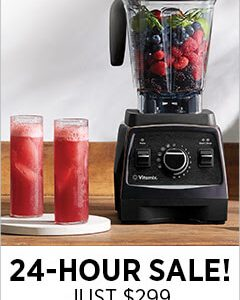 Vitamix Flash Sale: Get the Professional Series 750 (Reconditioned) for $299!