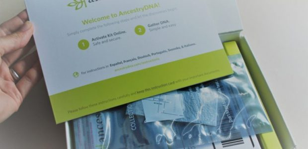 AncestryDNA Father's Day Sale: Popular DNA Test Kit Just $59!