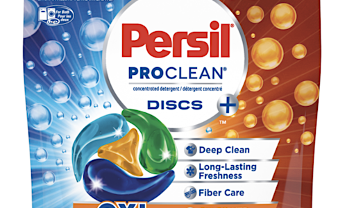 FREE Sample of Persil ProClean OXI Power Discs — Coupon Pro