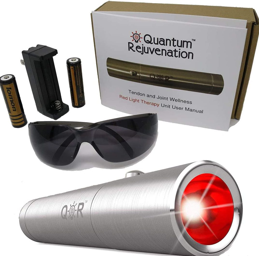 Quantum Rejuvenation Red Light Therapy Device